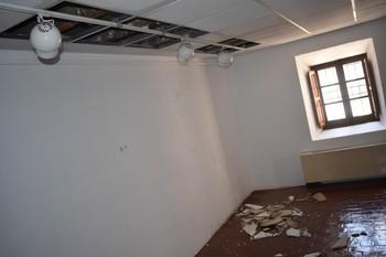 El López Villaseñor se cerrará a las visitas por los daños