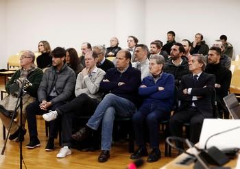 El exgerente de Osasuna reconoce el amaño de dos partidos