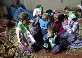 Palencia destinará 4.500 euros para proteger a niños sirios