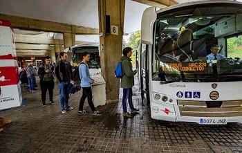 El sector del transporte de viajeros, contrariado