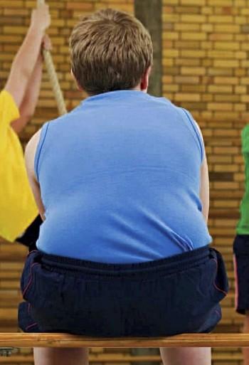 Uno de cada tres menores no realiza ningún tipo de actividad física.
