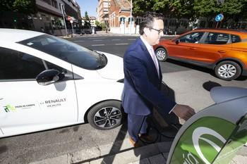 Easycharger apoya la movilidad eléctrica municipal