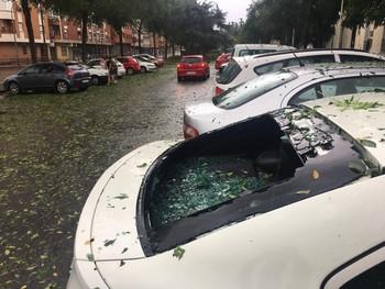 La patronal de la automoción pide declarar zona catastrófica