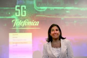 Telefónica ofrecerá 5G en todas las capitales este año