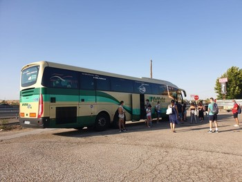 Ya hay cita con Samar para hablar del autobús interurbano