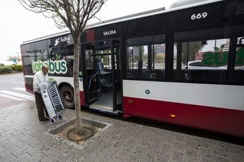 El transporte urbano se empieza a recuperar
