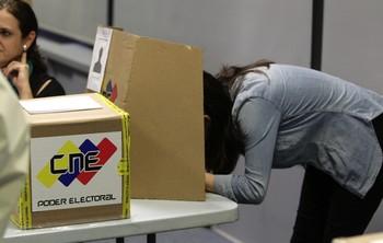La oposición venezolana anuncia su boicot a las elecciones