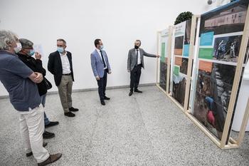 El arte rupestre de Siega Verde se expone en el MEH