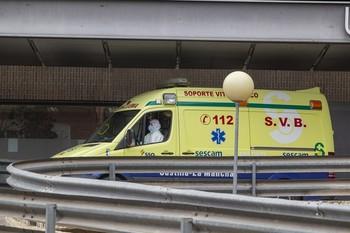 Imagen de archivo del Hospital Universitario de Albacete.