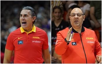 Scariolo y Mondelo, al frente de las selecciones hasta 2024