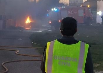 Fallece un hombre en un accidente de avioneta en Navarra