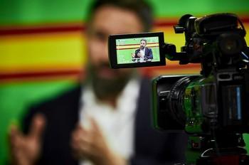 Santiago Abascal perdió la moción en el Congreso y su relación personal con Pablo Casado también salió deteriorada.