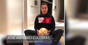 'Juernes deportivo' con el lema #yomequedoencasa
