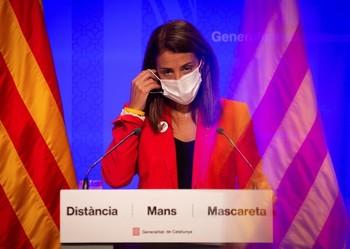 Cataluña estudia un posible confinamiento de fin de semana