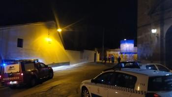 'Bárbara' deja una mujer herida en Almadén