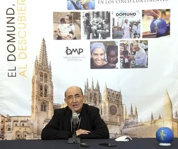 Burgos, en el top como cuna de misioneros