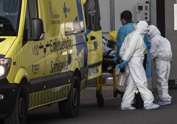 Tres fallecidos por covid-19 y otros 143 positivos en Burgos