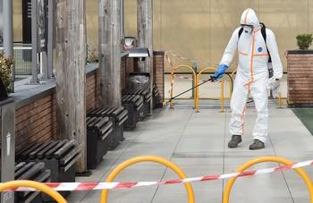 Italia suma 525 fallecidos más en 24 horas
