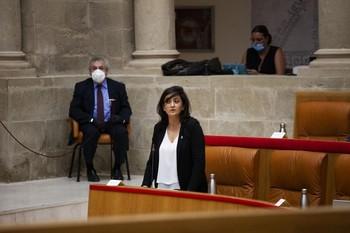 Andreu afirma que su Gobierno no ataca a concertada