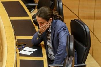 Iglesias pierde su condición de víctima en el 'caso Villarejo'
