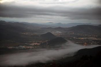 Navarra, tierra de tormentas