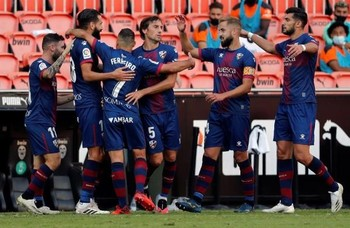 El Huesca merece más en Mestalla ante un Valencia mediocre