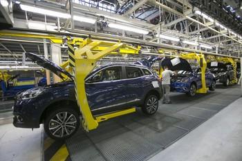 Sin turno de tarde en Renault-Villamuriel al faltar piezas