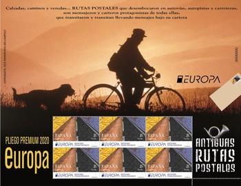 En España el ingenio de Francisco de Tassis logró articular la primera red postal en Europa.