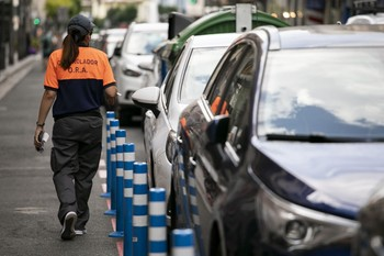 Logroño sumará 64 plazas de aparcamiento azul y 854 verde