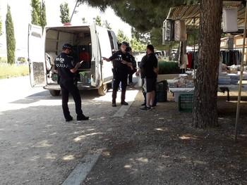 Más de 225 intervenciones policiales en 1ª semana de fase 1