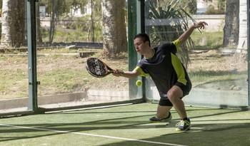 Ya se pueden jugar partidos de dobles de tenis y pádel