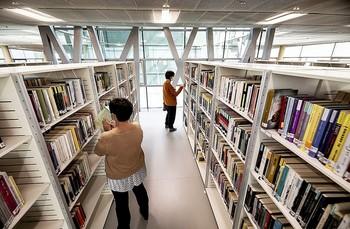 La Biblioteca es para el otoño