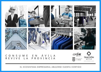 Tracción Ávila promociona el consumo en la provincia