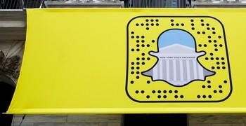 Snapchat, el nuevo enemigo de Trump