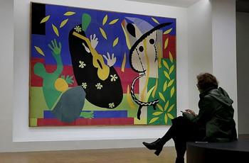 Matisse, un brochazo de alegría