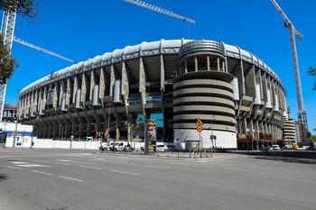 El Bernabéu será centro de almacenaje de material sanitario