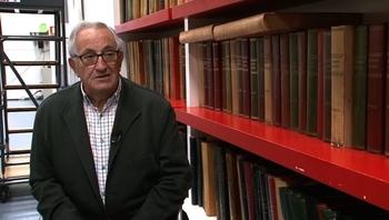 Luis Santamaría Pérez, ex gerente de Diario de Ávila