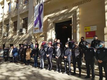 Albacete condena la violencia de género