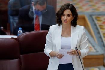 Madrid recurrirá las restricciones ante la Audiencia Nacional