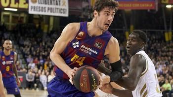 El Barça de baloncesto al completo acepta la rebaja salarial