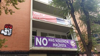 El PSOE conmemora el 25-N