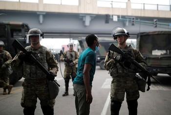 Los disturbios raciales en EEUU se saldan con dos muertos