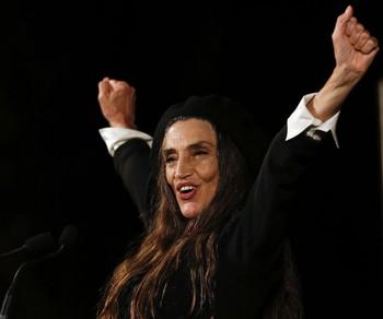 Ángela Molina, Goya de Honor por su autenticidad y sensibilidad