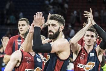 Shengelia abandona el Baskonia y ficha por el CSKA Moscú