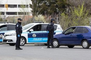 El jefe de la Policía Local prohibió el uso de mascarillas