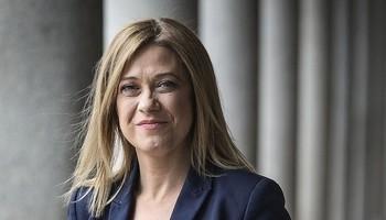 Carmen Picazo, portavoz regional de Ciudadanos.