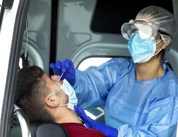 Sanidad hará recogida rápida de pruebas en Burgos