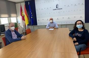 Reunión de la Comisión Provincial de Pastos.