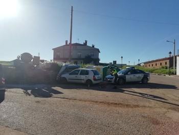 Un vecino de Borobia fallece en accidente en la SO-P-2102