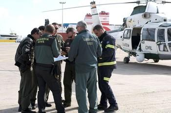 Localizan un segundo cadáver en Ibiza tras el temporal
